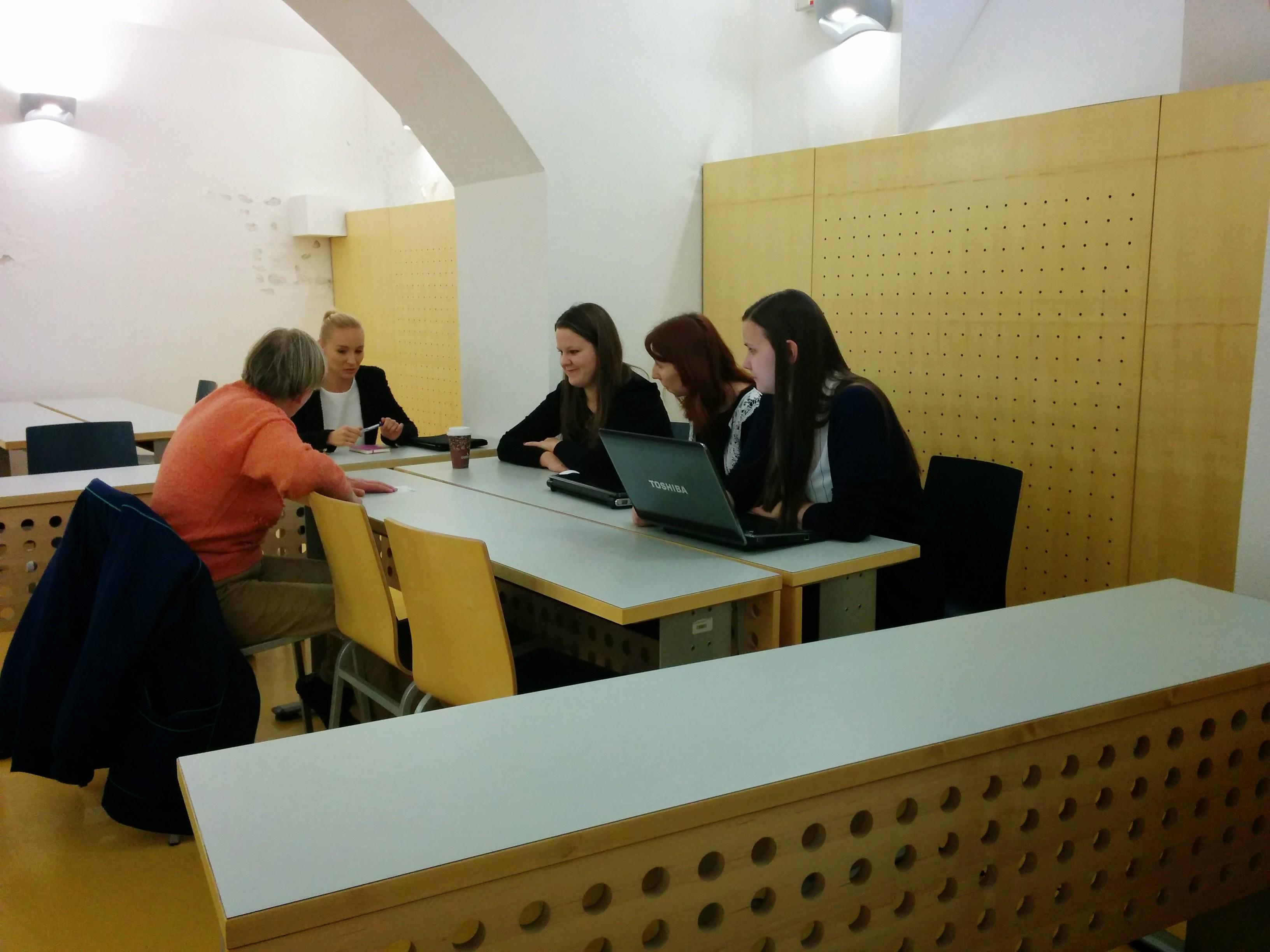 Sodelovanje s Pravno fakulteto UM